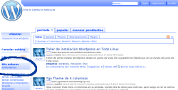 Portada de wordpress.noticia.es